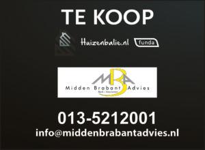 Te koop bord Huizenbalie.nl Midden Brabant Advies